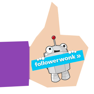 Followerwonk logo thumb rule