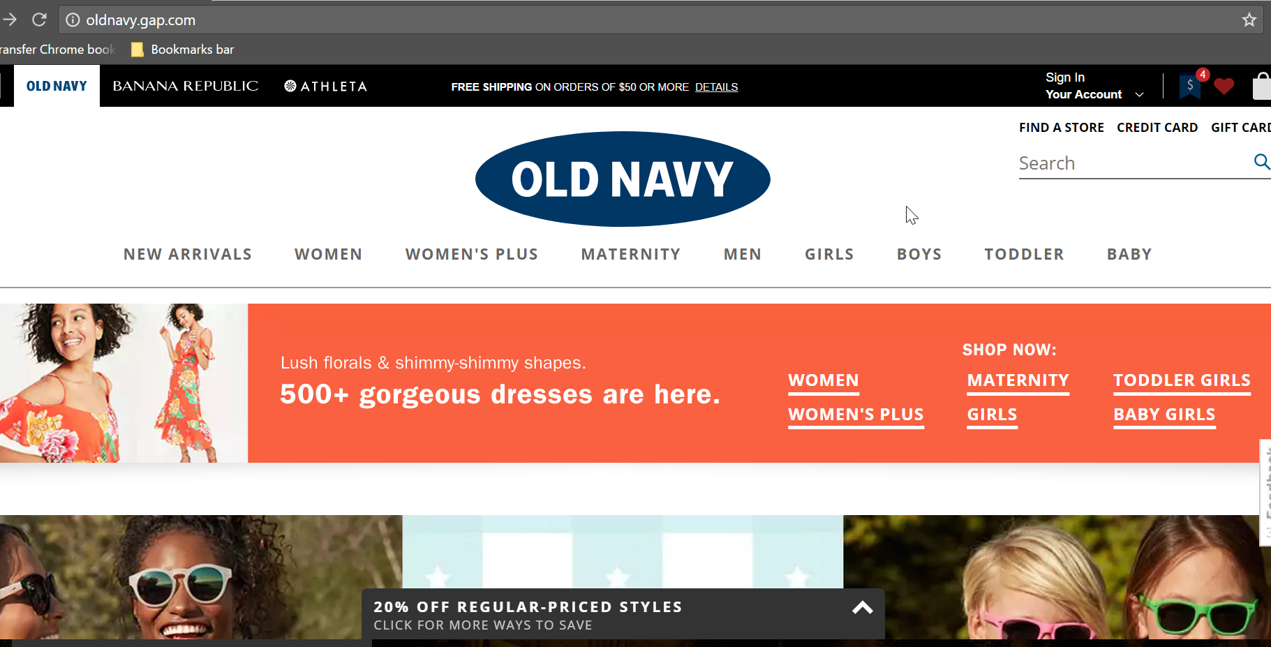 Targeting unique categories in fashion ecommerce